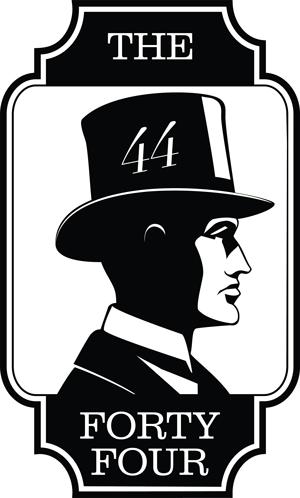The 44 logo